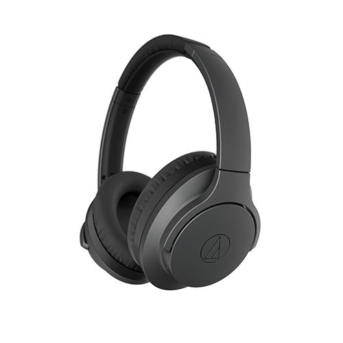 Produktbild av ATH-ANC700BT hörlurar från sidan.