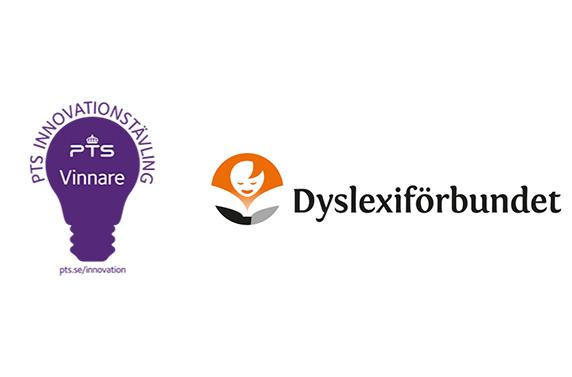 Logga PTS Dyslexiförbundet